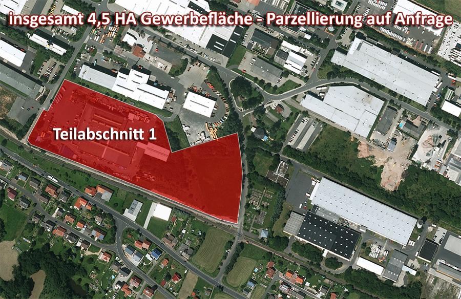 Industriepark 4,5 ha Veolia 900